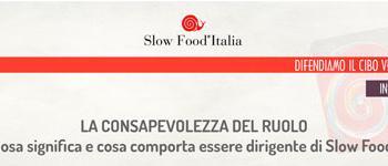 Formazione partecipata per i dirigenti di Slow Food